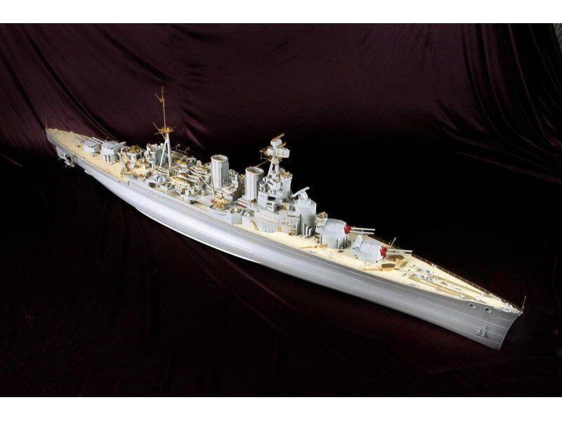 Mk.I Design 1 200  MD-20016 HMS Hood Value Pack for Trumpeter
