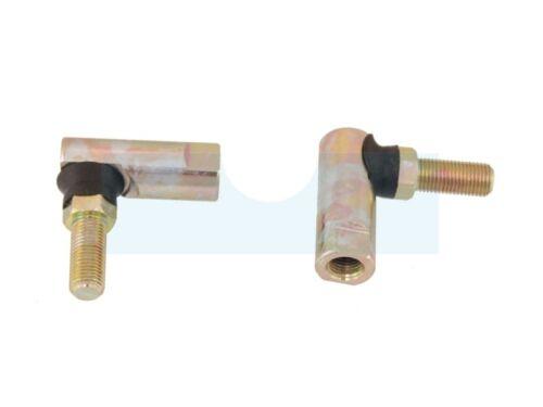 Rotule de direction adaptable pour MTD Ø: femelle: 11,11mm - Ø: mâle: 9,52mm.