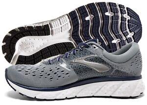 d290e00292ab Brooks Glycerin 16 Mens Shoe Grey Navy Black multiple sizes New In ...