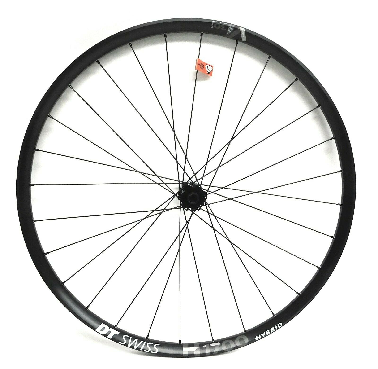 "NEW DT Swiss E1900 Spline 27.5/"" Front Wheel 15mm Thru Axle Center Lock Disc"