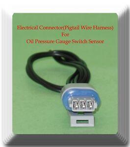 Details about Connector of Oil Pressure Sensor For Cummins N14 M11 ISX L10  Dodge Ram 2500 3500