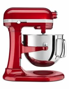 KitchenAid ProLine Mixer: CandyRed Red