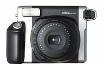 Fujifilm Instax Wide 300 Instant Film Fuji Camera (black) 16445783