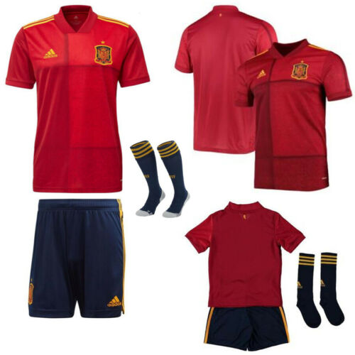 19-20 Football Full Kit Kids Boy Jersey Strip Suit Soccer Sports Training Outfit