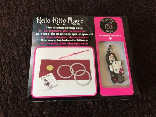 BNIB Hello Kitty Magic The Disappearing Coin Girls Toy Christmas Birthday