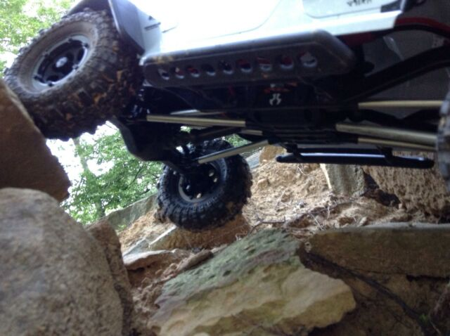 Axial Scx10 Heavy Duty Aluminum 4 Link Kit, All WB available see listing