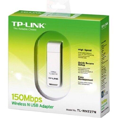 TP-Link TL-WN727N Wireless Adapter for sale online | eBay