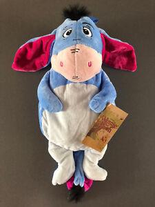 Disney-Winnie-Pooh-I-aah-Esel-Waermflasche-mit-Bezug-1L-Kuschel-Waermetier-Primark
