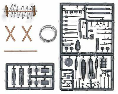 Busch 49957 Accessory Set Military HO Scale Vehicle