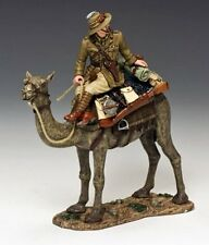 King & Country AL036B Australian Officer, Army Issue Camel Blanket - World War I