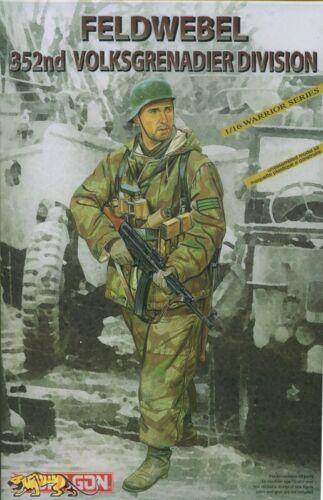 Dragon 1629 Feldwebel 352 Volksgrenadier Division 1:16