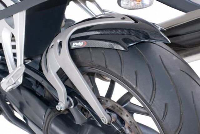 PUIG REAR FENDER FOR BMW K1200 R/SPORT 05-08 CARBON LOOK