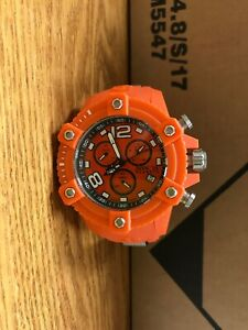 Invicta-17291-Men-039-s-Reserve-Large-Orange-Chronograph-Watch-Swiss-Made
