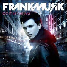 FRANKMUSIK Do It in the am CD w/ FAR EAST MOVEMENT natalia Kills COLETTE CARR