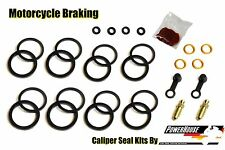 Honda CBR 600 F F3 2003 03 front brake caliper seal repair rebuild kit set