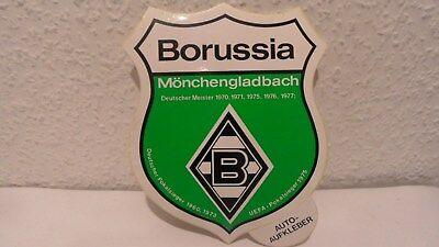 Alter Vfl Borussia Mönchengladbach Auto Aufkleber 12 X 95 Cm Gut Erhalten Ebay