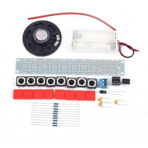 NE555 Component Electronic Piano Organ Module Electric Piano Parts Gifts DIY Kit