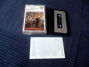MC KASSETTE Zubin Mehta New Year's Concert 1990 Wiener Philharmoniker SONY