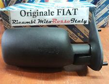FIAT UNO 3P. Specchio retrovisore Destro CROMODORA rearview Mirror right 7603390