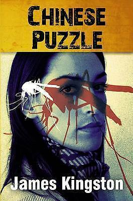 1 of 1 - NEW Chinese Puzzle by James Kingston