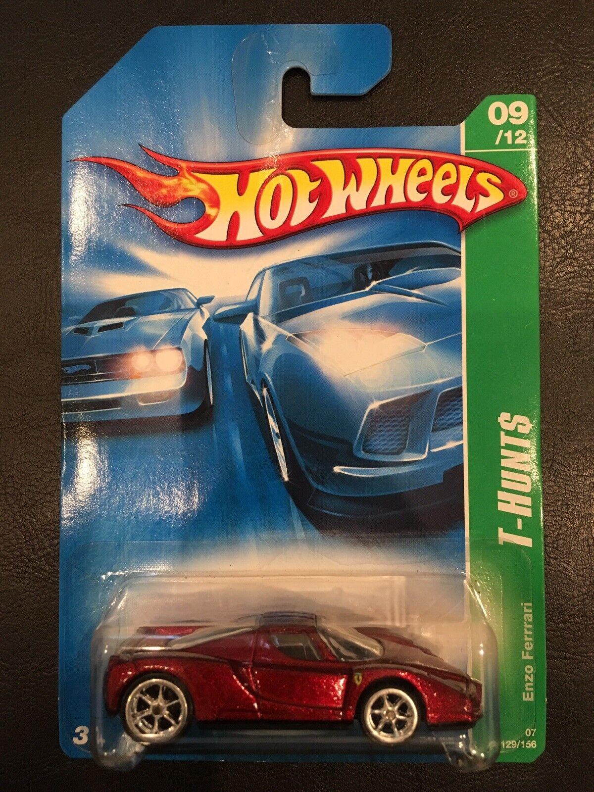 Hotround Hotround Hotround 2007 súper caza del Tesoro Enzo Ferrari 583