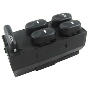 Master power window switch driver side for buick century for 2000 buick century window switch