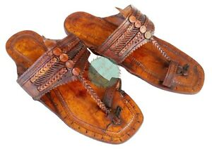 fcfe2cae222d Unisex Hippie Water Buffalo Sandals 100 % Leather Jesus Sandals for ...