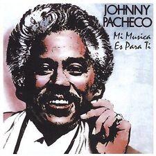 Pacheco, Johnny : Mi Musica Es Para Ti CD