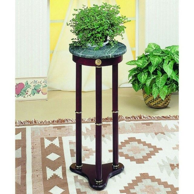 Plant Stand Stands Indoor Artificial Potted Small Corner Flower Wood Decorative