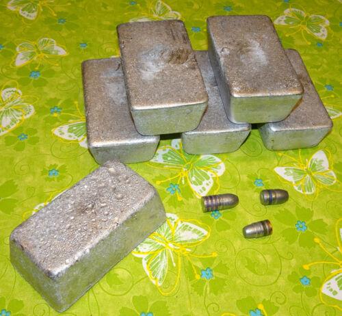 9 kg Bleibarren zum Selbstgiessen für Taucher Angler und Schützen