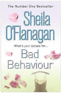 O-039-Flanagan-Sheila-Bad-Behaviour-Paperback-Very-Good-Book