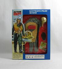 Nuevo 1981-84 Action Man ✧ ✧ piloto Luftwaffe Vintage G.i Joe traje MOC