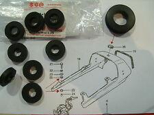 Genuine Suzuki Seat Unit Panel Fairing Rubber Kit GSX 750 1000 1100 Katana SZ SD
