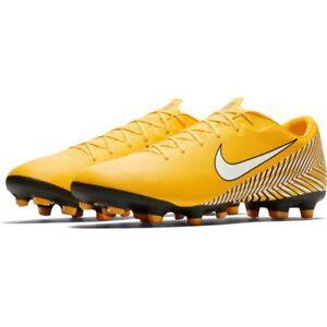 0690eee553e82 Nike Neymar Vapor 12 Academy FG/MG Yellow | eBay