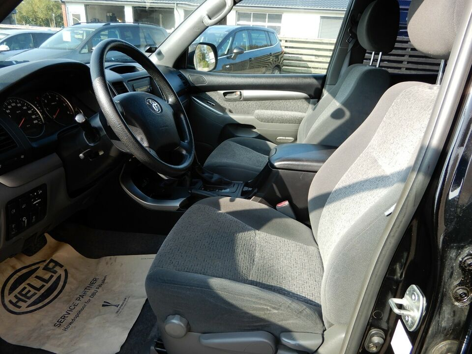 Toyota Land Cruiser 3,0 D-4D Luxus aut. Diesel aut.