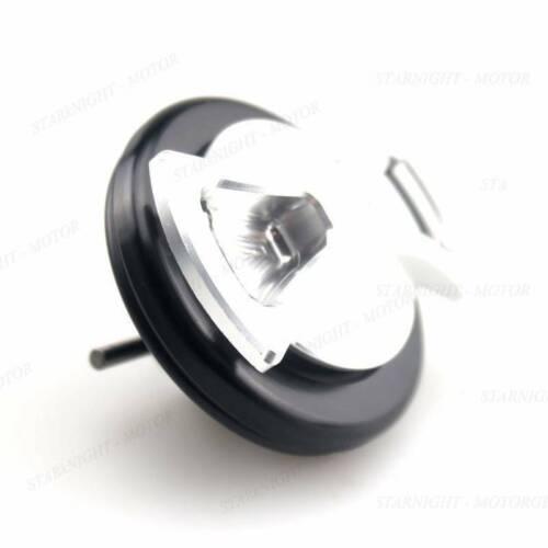 Motor Tank Fuel Gas Cap Oil Keyless Aluminium For Kawasaki Ninja ZX10R 2006-2017