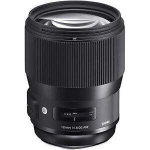 Sigma-135mm-F1-8-DG-HSM-039-A-039-Art-Lens-in-Sony-FE-E-Mount-Fit-UK-Stock-BNIB