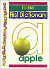 Folens First Dictionary by Folens Publishers UK (Paperback, 1998)