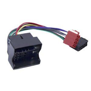 Car-Stereo-Radio-ISO-Wiring-Harness-Adaptor-Loom-Cable-for-Citroen-C4-C5