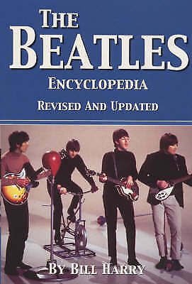 """""""Beatles"""" Encyclopedia by Harry, Bill, Acceptable Book (Paperback) FREE & Fast D"""