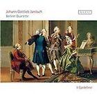 Johann Gottlieb Janitsch - : Berliner Quartette (2013)