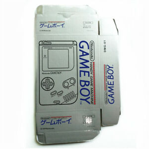 Console-Box-Package-Protector-For-Nintendo-Game-Boy-DMG-01-Console