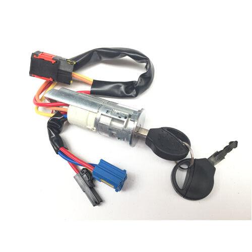Arnés de cableado 2003-2007 2 llaves se ajusta Xsara Picasso 2.0 Conmutador de encendido