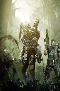 Aliens Vs Predator - XBOX 360 - Games Torrents  |Alien Vs Predator Xbox 360 Wallpaper