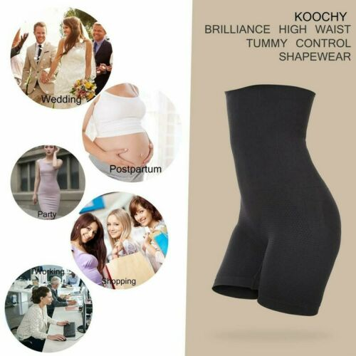 All Day Every Day High-Waisted Shaper Shorts Tummy Control Shapermint Empetua