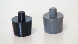 Pieds pour Durst F60 (x2 ou x4) agrandisseur photo 3D Print TPU flexible