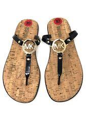 07a62e1d530e item 6 Michael Kors MK Womens Logo Charm Jelly Sandals Flip Flops Shoe Size  7 8 9 10 11 -Michael Kors MK Womens Logo Charm Jelly Sandals Flip Flops  Shoe ...
