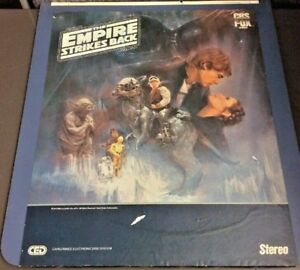 Star-Wars-The-Empire-Strikes-Back-CED-Capacitance-Electronic-Disc-Stereo-CBS-Fox