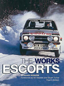 Book-The-Works-Escorts-RS-1600-1800-Cosworth-WRC-New-copy-Graham-Robson