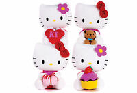 """NEW OFFICIAL 10"""" CHILDRENS HELLO KITTY PLUSH SOFT TOY"""